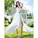 Lanting Bride® A-Linie / Princess Drobná / Nadměrné velikosti Svatební šaty - Elegantní & moderní / Okouzlující & dramatické / Šaty na