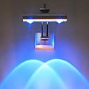 2W Moderna Led Zid svjetlo s Raspršenje Light Effect ispreplitanjem Shadow