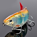 Trulinoya-Hard Bait Four-section Minnow 110mm/27g Slow Sinking Fishing Lure