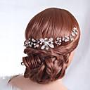 Žene Legura Glava-Vjenčanje Special Occasion Cvijeće