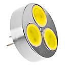 G4 4W 330-370LM 6000-6500 K Prirodna Bijela Light LED Spot žarulja (12V)