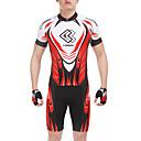 Biciklistička majica s kratkim hlačama Muškarci Kratki rukav Bicikl Quick dry / Podesan za nošenjeKratke hlače / Majica + kratke hlače /