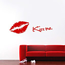 Kiss Me rty Wall Sticker