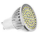 3W GU10 LED bodovky MR16 60 SMD 3528 240 lm Přirozená bílá AC 110-130 / AC 220-240 V