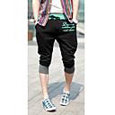 Mat crna kaciga Muška Kratke hlače / Trenirke Ležerne prilike Crna / Siva