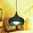 Moderní minimalistický 1 Light Přívěsek antikorozním hliníkové Shade