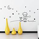 Cartoon Malý princ samolepky na zeď