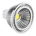 6W GU5.3(MR16) LEDスポットライト 1 COB 450 lm クールホワイト DC 12 / AC 12 V