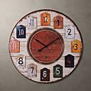 """23 """"h country stylu nástěnné hodiny"""