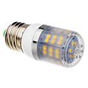 E26/E27 LED klipaste žarulje T 48 SMD 3528 330-360 lm Toplo bijelo AC 220-240 V