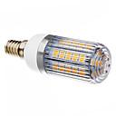 5W E14 LED klipaste žarulje T 36 SMD 5050 420-450 lm Toplo bijelo AC 220-240 V