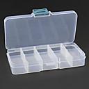 メイク用品収納 化粧品箱 / メイク用品収納 ゼブラプリント 7.0 x 13.0 x 3.0