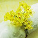 Cvjetni Klasteri Vjenčanje salvete Ring, akril Dia 4,5 cm