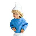 Cosplay Nošnje / Kostim za party Movie & TV Theme Costumes Festival/Praznik Halloween kostime Plav Jednobojni Hula-hopke/Onesie / Šešir