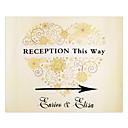 Krepový papír Svatební dekorace-1ks / Set Jaro Personalizováno