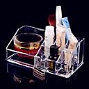 Ukládání make upu Kosmetická taška / Ukládání make upu Akrylát Jednobarevné 17.3x9.3x6.6