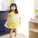 女の子のファッションフラワーヴィンテージドレスラブリープリンセスサマードレス