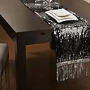 Flitry střapce design Tabulka Runner