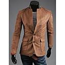 U2M2 Muška Zanimanje Kava Tailor Collar Buckle Dlaka