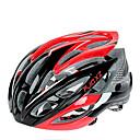 FJQXZ超軽量26ベントPC + EPSレッドサイクリングヘルメット