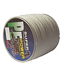 500M / 550ヤード PEライン / Dyneema 釣り糸 ホワイト 70LB / 80LB / 100LB 0.4;0.45;0.5 mm のために 海釣り / 川釣り