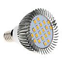 5W E14 LEDコーン型電球 MR16 20 SMD 2835 370-430 lm 温白色 交流220から240 V