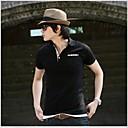 Taichang ™ Pánská móda Slim Polos