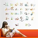 Romantika / Módní / Prázdninový / Tvary Samolepky na zeď Samolepky na stěnu Ozdobné samolepky na zeď,Vinyl Materiál SnímatelnéHome