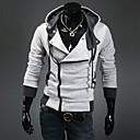 Muška Hoodie Korean Style Casual podebljati Cardigan Slim Hoodie