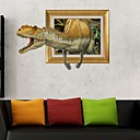 3D Dinosaur zidne naljepnice Naljepnice Zid