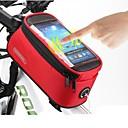 ROSWHEEL® Torba za bicikl #(1.5)LBike Frame Bag / Mobitel Bag Vodootporno / Quick dry / Prašinu / Podesan za nošenje / Touch ScreenTorba