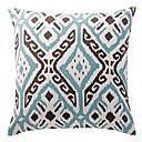 twopages® bavlna Potah polštáře / polštáře s vložkou geometrickým moderní / současné