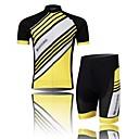 XINTOWN® Biciklistička majica s kratkim hlačama Muškarci Kratki rukav BiciklProzračnost / Quick dry / Moisture Permeability / Kompresija