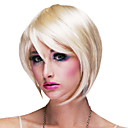 Cosplay Wigs / Povorka maski Cosplay Festival/Praznik Halloween kostime Zlatan Jednobojni Wig Halloween / Karneval Ženka