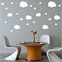 jiubai ™ cloud dítě pokoj dekorace na stěnu Samolepka Lepicí obraz na stěnu