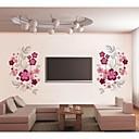 jiubai ™ flower vine zeď nálepka Lepicí obraz na stěnu