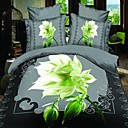 Cvijetan Poly/Cotton 4 komada Poplun Cover Sets