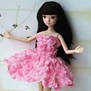 Party/Večírek Pro Barbie Doll Růžová Šaty Pro Dívka je Doll Toy