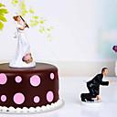Figurky na svatební dort Pryskyřice Motiv Las Vegas