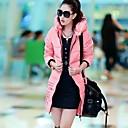jedan xuan® ženska 2014 Novi stil modni srednje dugu jaknu ili jarak kaput ili dolje nositi