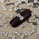 10pcs 3D Bling kristalno luk vještački dijamant bowknot nail art legura nakit sjajni manikura Jewellry