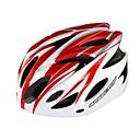 basecamp® BC-012 18 otvori integralno oblikovane ultralakih podesivi prevencija insekata neto biciklistička kaciga crvena + bijela