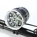 Čelovky / Světla na kolo LED Cree XM-L T6 Cyklistika Voděodolný / Dobíjecí / Odolný proti nárazům / Snadnépřenášení 18650 LumenůBaterie /