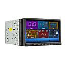 "7 ""2 din LCD zaslon osjetljiv na dodir u-crtica auto DVD player sa bluetooth, ATV, stereo radio, iPod-ulaz, RDS"