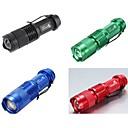 Rasvjeta LED svjetiljke LED 300 Lumena Način Cree XR-E Q5 14500 / AAPodesivi fokus / Vodootporno / Može se puniti / Otporan na udarce /