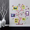 samolepky na zeď na stěnu, strom lásky Photo Frame samolepky eva samolepky na zeď
