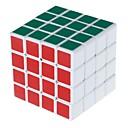 Shengshou® スムーズなスピードキューブ 4*4*4 スピード マジックキューブ アイボリー PVC / ABS