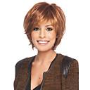 visoke kvalitete capless kratke kovrčave mono top ljudske kose perika 9 boja koje možete izabrati