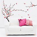 zidne naljepnice zidne naljepnice, procvat šljiva cvijet PVC zidne naljepnice