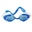 Goggles Πισίνα Uniseks Vodootporno / Podesiva veličina Plastika Plastika Dark Blue Prozirno